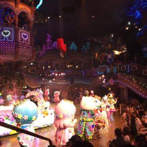 サンリオピューロランド miracle Gift parade