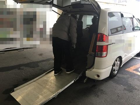 社協の介護タクシー